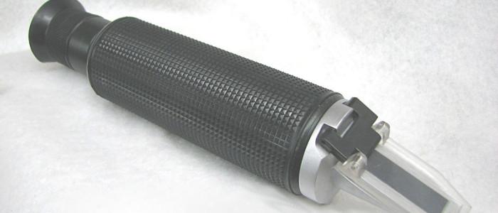dot3 brakefluid hand refractometer